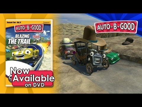 Auto B Good Season 2 Vol 6: Blazing The Trail DVD movie- trailer