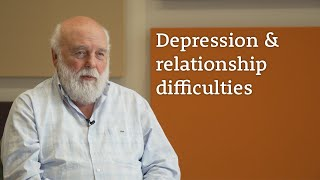 Depression and relationship difficulties explained by Emotion-Focused Therapy (EFT)
