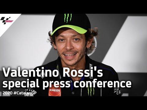 来シーズンからペトロナスへ移籍を決定したロッシのインタビュー動画