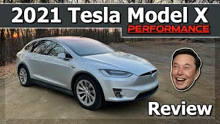 2021 Tesla Model X Review-Is This the One? by DoctaM3's Supercars Personified
