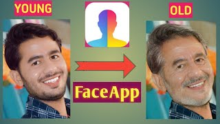 FaceApp, the Viral Photo Editing App | How to use faceapp full explain