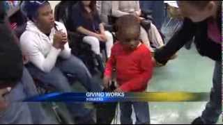 Giving Works launched in Yonkers - News12 Westchester