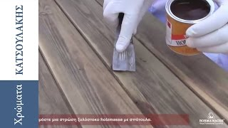 Putty Wood Repair