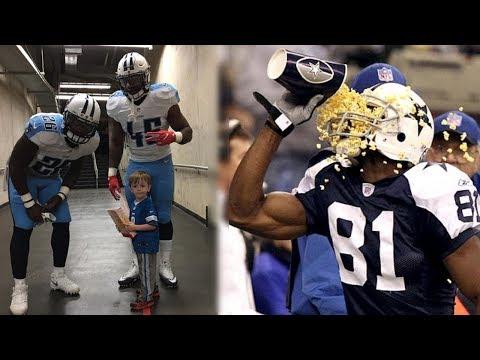 NFL Fan Interactions
