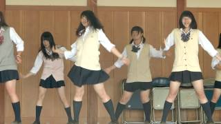 足柄高校 ダンス部 「Girlfriend」