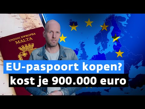 Zo komen schimmige miljonairs Europa binnen
