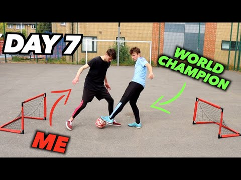 Training PANNA for 7 Days Straight then facing the World Champion