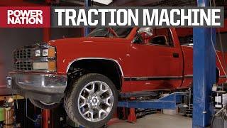 AWD vs. 4WD Chevy 1500 - Truck Tech S6, E6