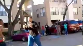 You Got 7 Seconds     Crip Fight   Hood Ghetto Brawl Video   YouTube