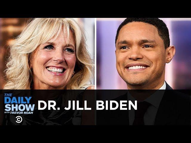 Wymowa wideo od Jill Biden na Angielski