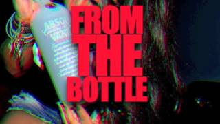 From the bottle Anzi X Yung Swiss