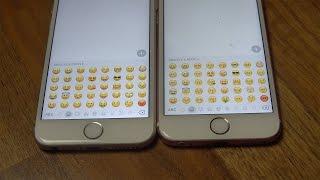 NEW iPhone 6S iOS 10 Beta 4 Emojis! Green Water Gun Emoji!