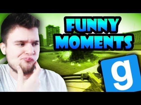 Funny Moments - Bladii & Ekipa | Garry's Mod (TTT, Hide & Seek, The Hidden) |