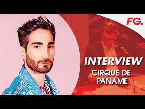 LUDOVIC MARCATO | CIRQUE DE PANAME | INTERVIEW | HAPPY HOUR | RADIO FG