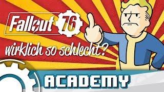 Ist Fallout 76 wirklich so schlecht?