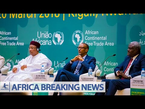 44 of the 55 African Countries Sign The African Free Trade Deal