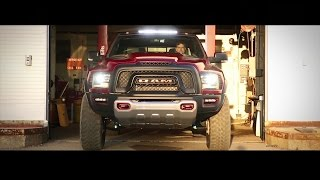 Ram Rebel TRX Concept Reveal Video