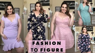 Plus Size Spring Dresses from Fashion To Figure 🌸  | Sarah Rae Vargas