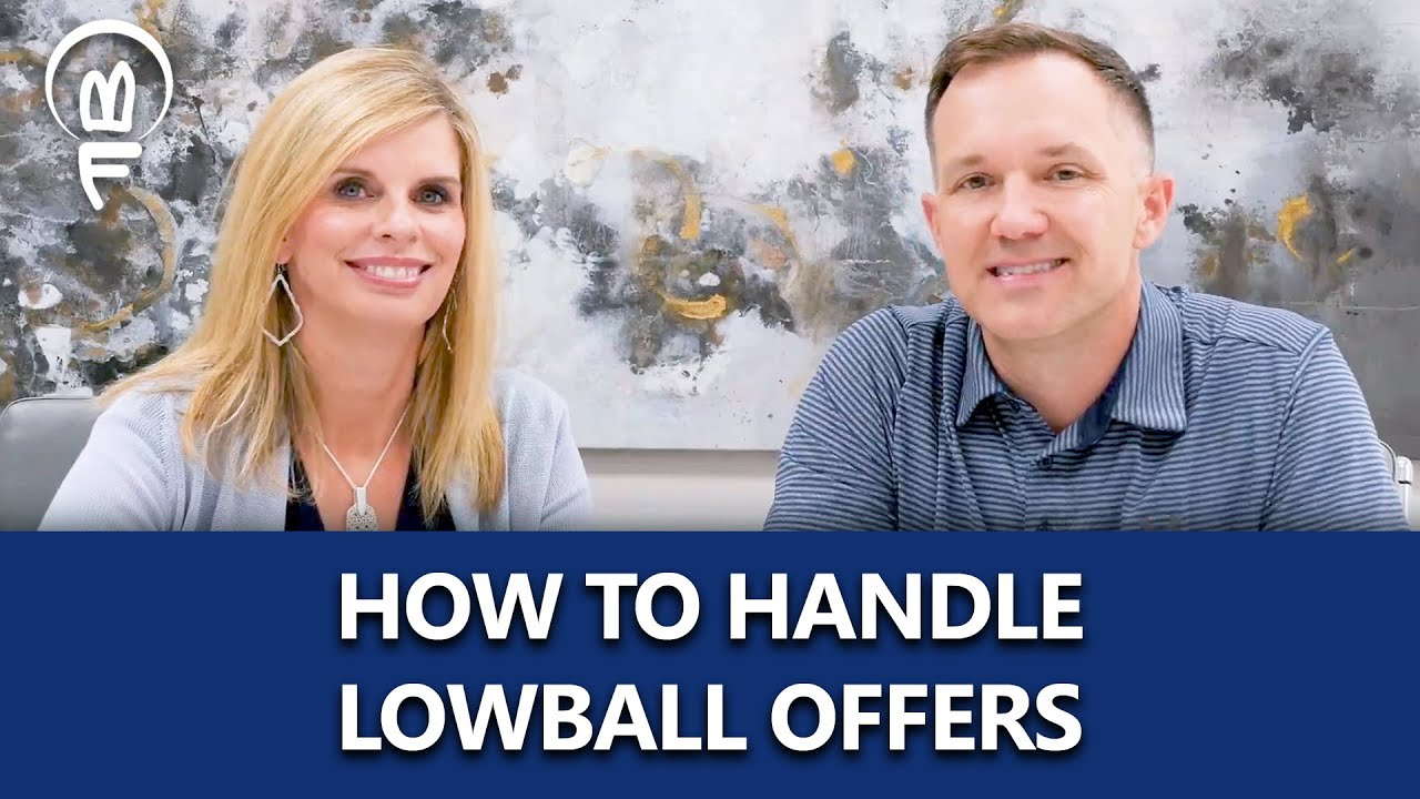 The Key to Responding to Lowball Offers