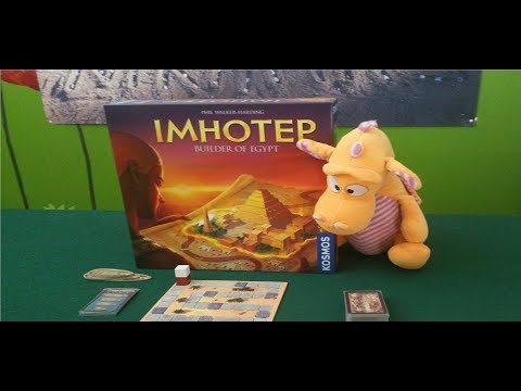 Imhotep - Gameplay Runthrough