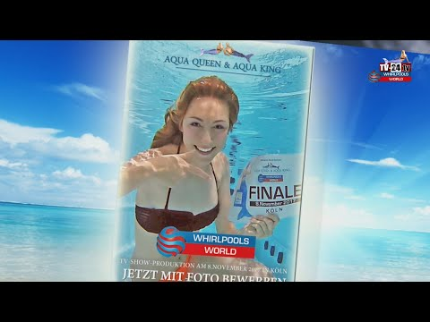 Aqua Queen- & Whirlpools-World TV-Show 2017