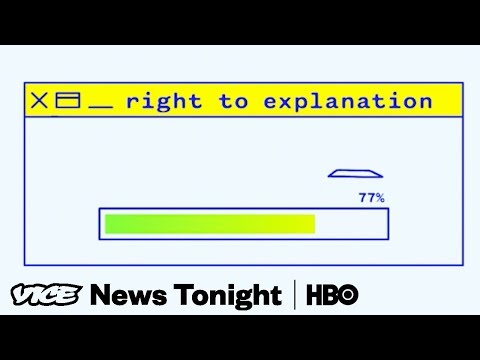How The EU's New GDPR Law Gives People More Power Online (HBO)