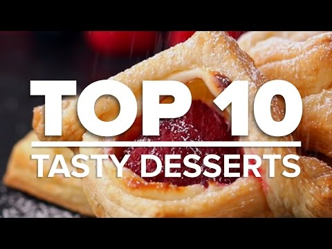 Video Top 10 Tasty Desserts