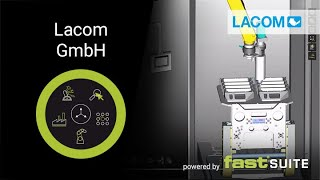 Lacom Robot Cell