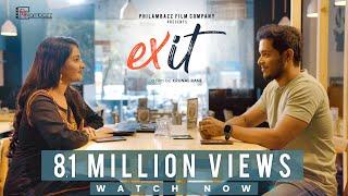 When you meet your EX after 5 years - EXIT | Short Film |Akshita Mudgal|Akshay Kelkar|Krunal Rane|