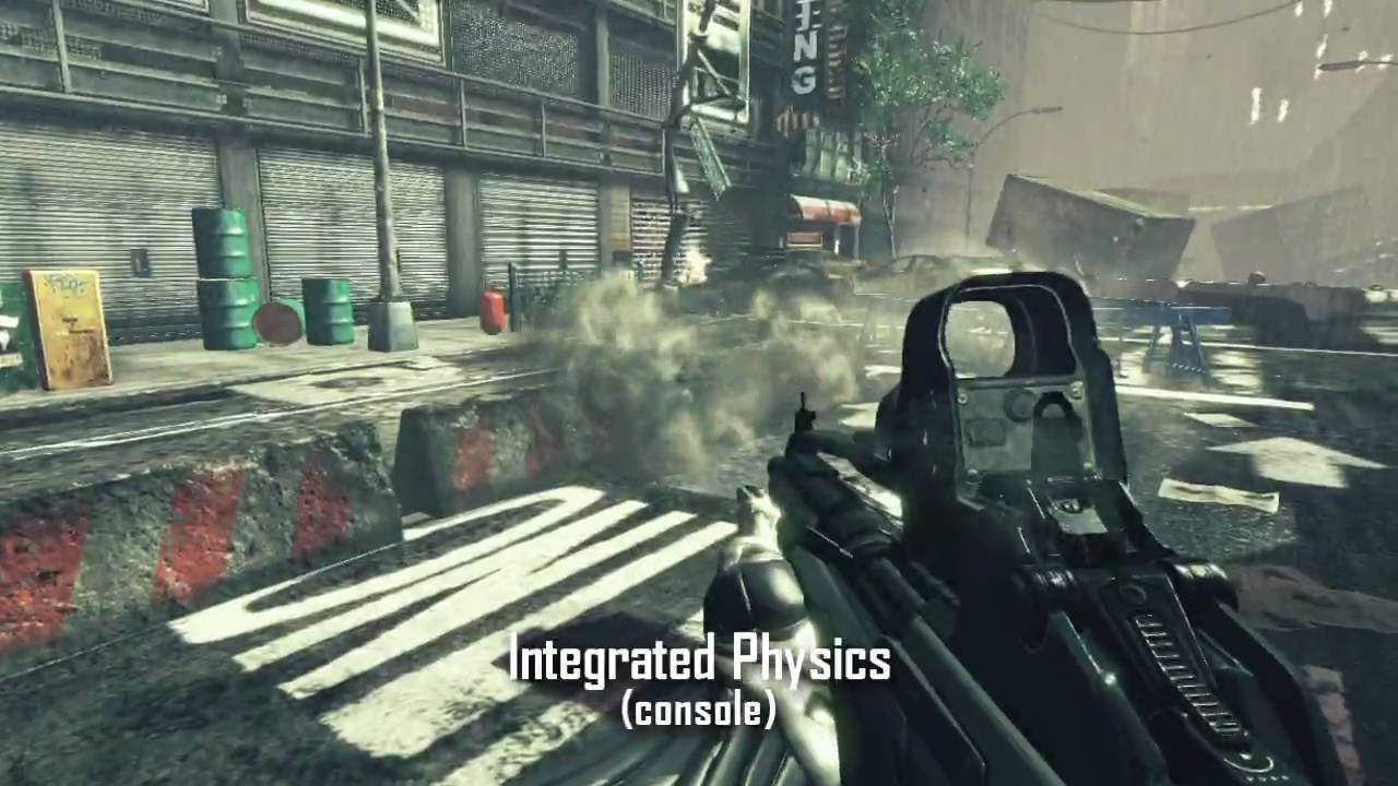 Crysis 2 - CryEngine 3 at GDC 2010 - System Requirements