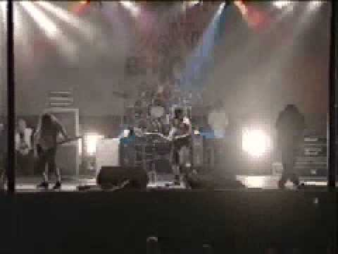 OverDose - Zombie Factory - Live at Praça do Papa 1996