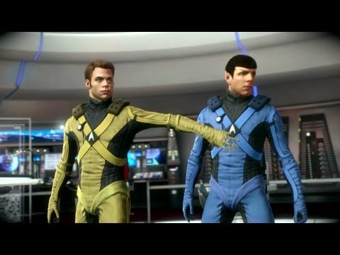 Star Trek The Video Game - XBOX 360
