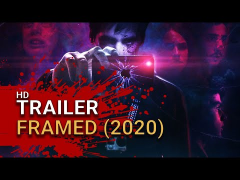Framed (2020) - Official Red-Band Trailer