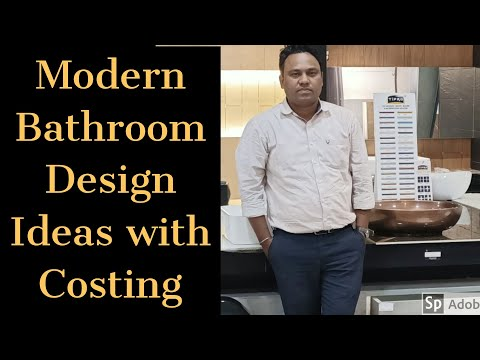 Beautiful Modern Bathroom Ideas with live demo
