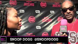 Snoop Dogg Discusses Eminem & Has A Message For His Haters