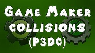 Game Maker Tutorial - 3D Games - Precise 3D Collisions (P3DC)