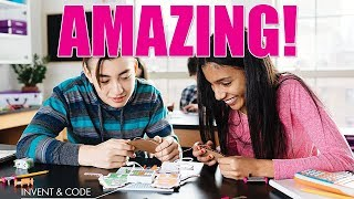 Amazing! littleBits Education Code Kit