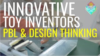 STEM Education: Innovative Toy Inventors