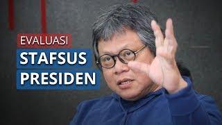 Alvin Lie Sarankan Joko Widodo untuk Mengevaluasi Lagi Stafsus Milenial Presiden