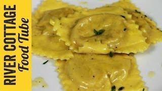 Crab Ravioli Recipe   Tim Maddams