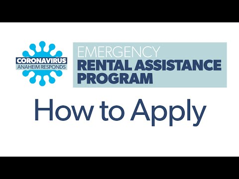 Rental Assistance Program: How to Apply