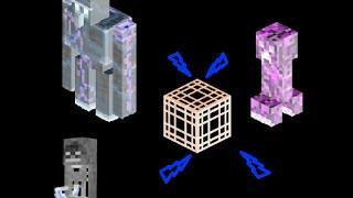 How to get Minecraft Iron Golem/mob spawner 1.9.4 (Working!) creative mode