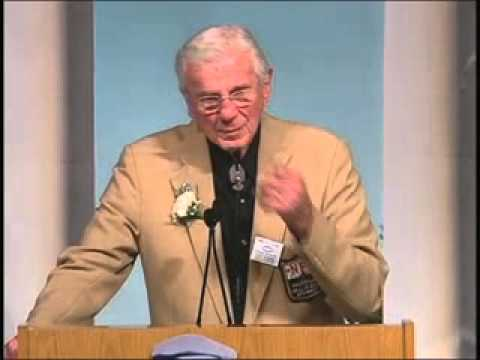 Chuck Bednarik, 2010 Walter Camp Football Foundation Distinguished American