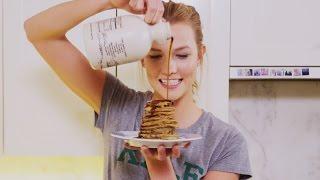 Model Karlie Kloss Ajak Anda Membuat Pancake Lezat & Sehat
