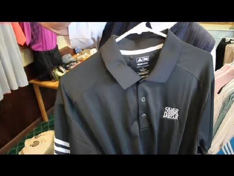 How to Wear the Right Golf Apparel : Golf Tips