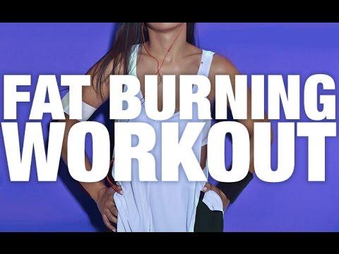'Puddle Of Sweat' FAT BURNING Workout!