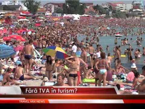 Fara TVA in turism?