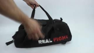Сумка FightEvo черная