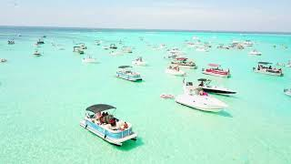 Crab Island, Destin Florida