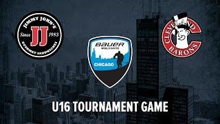 Jimmy Johns, MI v Cleveland Barons, OH // U16 Tournament Game